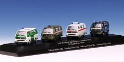 VW Bus Alliierte Military Police (USA)