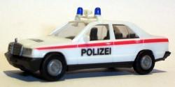 Mercedes Benz 190E Polizei Österreich