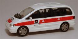 VW Sharan Polizei Schweiz, Solothum