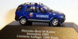 Mercedes Benz M-Klasse THW