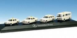 Mercedes Benz 100 Bus Taxi