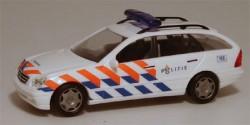 Mercedes Benz C-Klasse Polizei Haaglanden