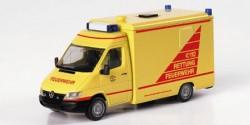 Mercedes Benz Sprinter IRTW Feuerwehr Hamburg