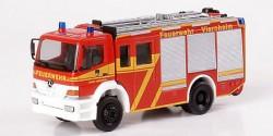 Mercedes Benz Atego HLF 2000 Feuerwehr Viernheim