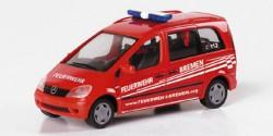 Mercedes Benz Vaneo MZF Feuerwehr Bremen