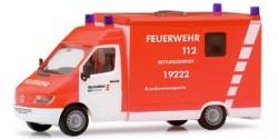 Mercedes Benz Sprinter Strobel Feuerwehr RTW