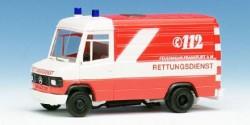 Mercedes Benz T2 RTW Feuerwehr Frankfurt
