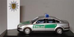 VW Passat Polizei Baden-Württemberg