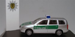 VW Polo Variant Polizei Baden-Württemberg