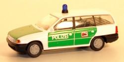 Opel Astra Polizei