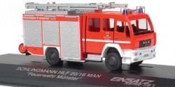 MAN Schlingmann HLF 20/16 Feuerwehr Münster
