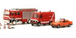 MAN LF 16 Feuerwehr Erlangen