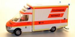 Mercedes Benz Sprinter NAW Feuerwehr München
