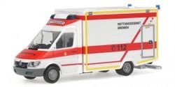 Mercedes Benz Sprinter RTW Rettungsdienst Bremen