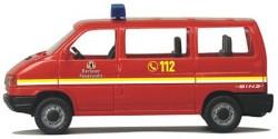 VW T4 NEF Feuerwehr Berlin