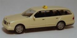 Mercedes Benz E 220 T Taxi