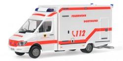 Mercedes Benz Sprinter I-STW Feuerwehr Dortmund