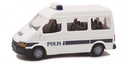 Ford Transit Polizei Türkei
