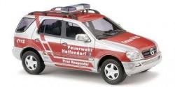Mercedes Benz M-Klasse First Responder Feuerwehr Helfendorf