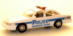 Ford Crown Victoria Newport Police