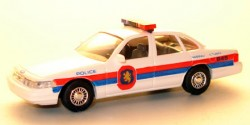 Ford Crown Victoria Nassau County Police