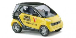 Smart City Coupe Taxi