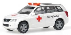 Suzuki Grand Vitara Cruz Roja Espanola
