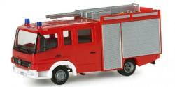 Mercedes Benz Atego LF 10/6 Feuerwehr unbedruckt
