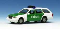 Mercedes Benz E 320 Polizei BW