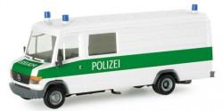 Mercedes Benz Vario Polizei Düsseldorf