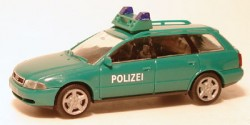 Audi A4 Avant Polizei