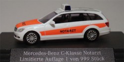 Mercedes Benz C-Klasse Notarzt