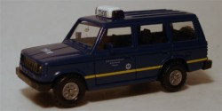 Mitsubishi Pajero THW Lebach