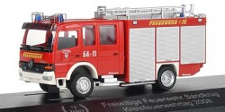 Mercedes Benz Atego TLF 16/25 Feuerwehr Hatten
