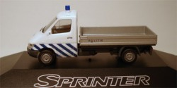 Mercedes Benz Sprinter Pickup Politie
