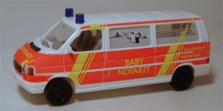 VW T4 Baby-NAW Feuerwehr Hannover