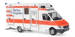 Mercedes Benz Sprinter RTW Feuerwehr Berliner Flughäfen