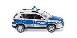VW Tiguan Polizei