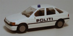 Ford Escort Polizei Dänemark