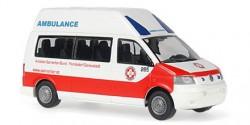 VW T5 HD Ambulance ASBÖ Floridsdorf-Donaustadt
