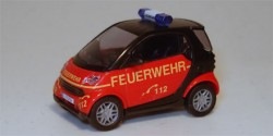 Smart Fortwo KdoW Feuerwehr Stuttgart