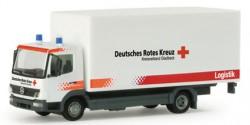 Mercedes Benz Atego Koffer-LKW DRK Gladbeck
