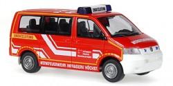 VW T5 ELW Werkfeuerwehr Infraserv Höchst