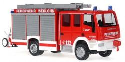 Iveco Magirus AluFire 3 HLF 20/16 Feuerwehr Iserlohn