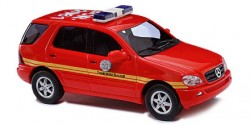 Mercedes Benz M-Klasse ELW Feuerwehr Bocholt