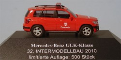 Mercedes Benz GLK Feuerwehr