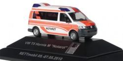 VW T5 Hornis M KTW Notarzt / Feuerwehr