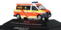 VW T5 KTW ASB Orsenhausen