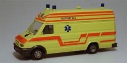 Iveco Daily Schweizer Ambulanz RTW