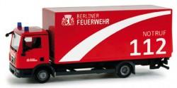 MAN TGL Koffer-LKW Feuerwehr Berlin